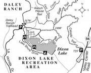 Google Maps Dixon Lake