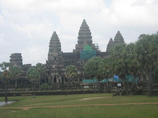 Angkor Wat - the main temple