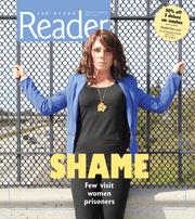 Shame Few visit women prisoners  San Diego Reader