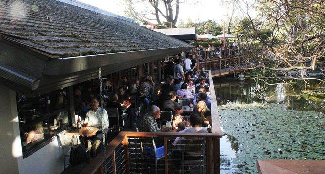 Sneak Peek Karl Strauss Brewery Gardens  San Diego Reader