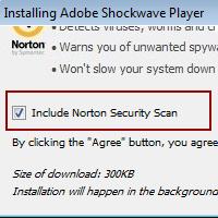Avoid bundled software