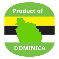 Product of Dominica button 1b