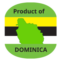 Product of Dominica button 1a