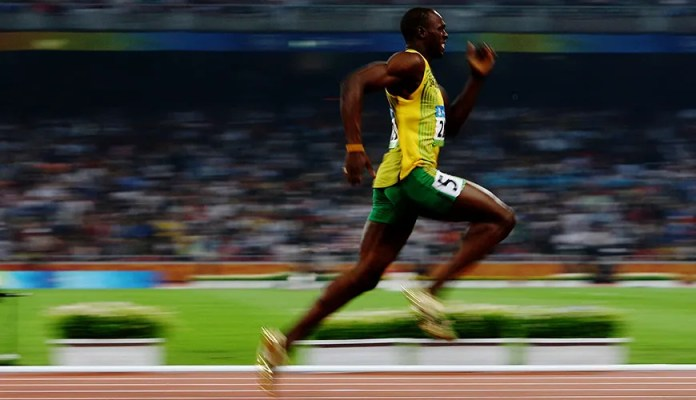 Usain Bolt, Fastest Man In The World, Has Never Run A Mile | SELF