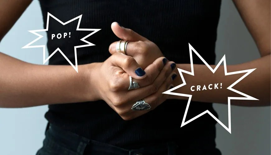 Does Cracking Your Knuckles Cause Arthritis?   SELF
