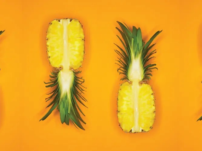 why eating pineapple makes