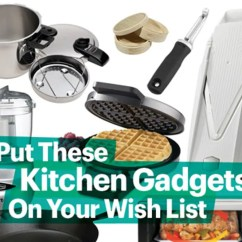 Kitchen Gadgets Flooring For Kitchens Wish List Worthy Cooking Tools Self