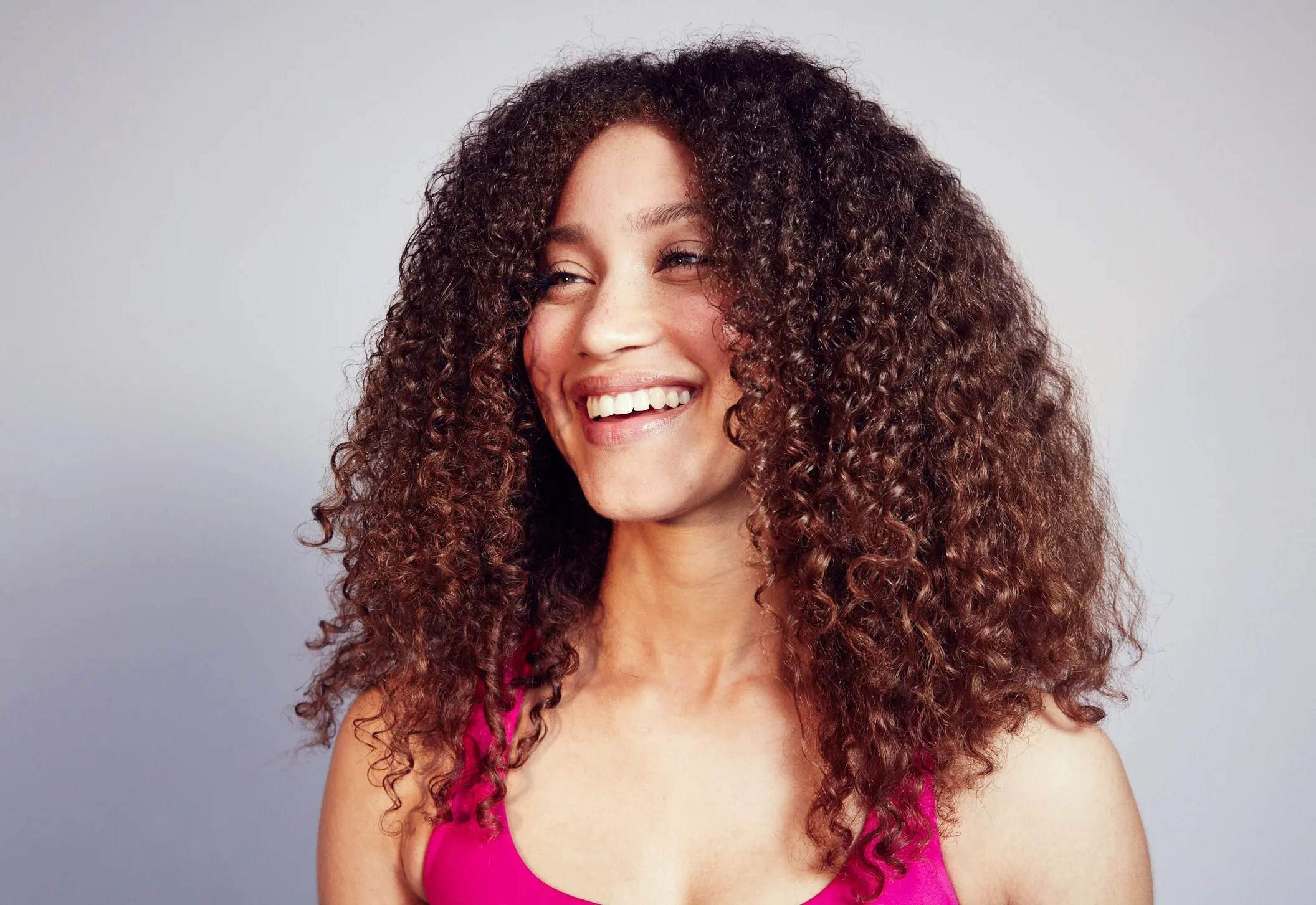The Best Way To Air Dry Your Hair If You Have Waves Curls Or