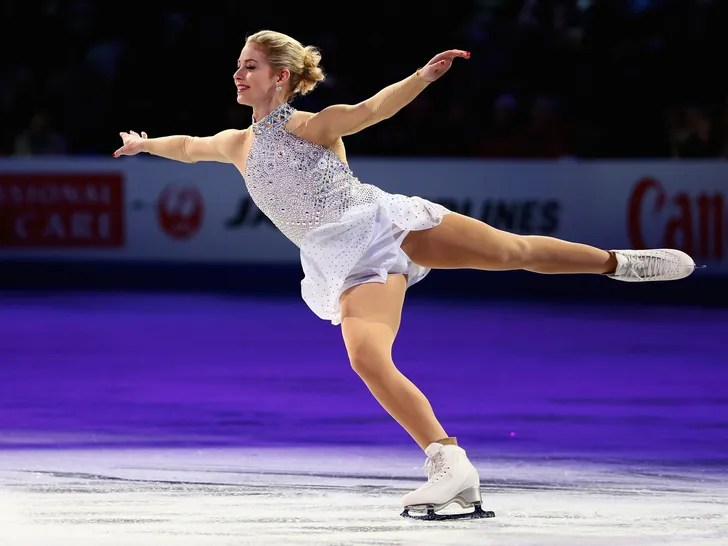 Gracie Gold Is Taking Time Off From Skating to Seek Professional Help  SELF