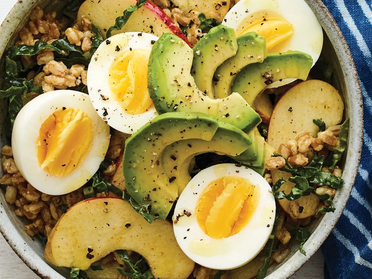 17 ways to eat hard boiled eggs and
