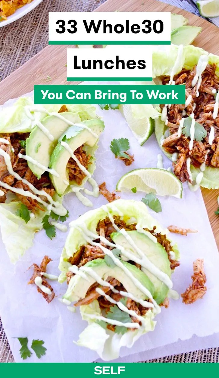 33 whole30 lunch ideas