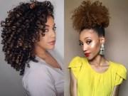 natural hair share