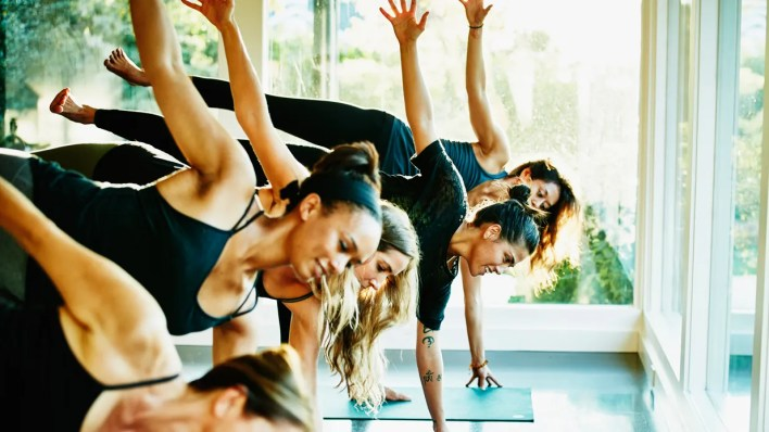 new to yoga? 12 things to know before taking your first class   self