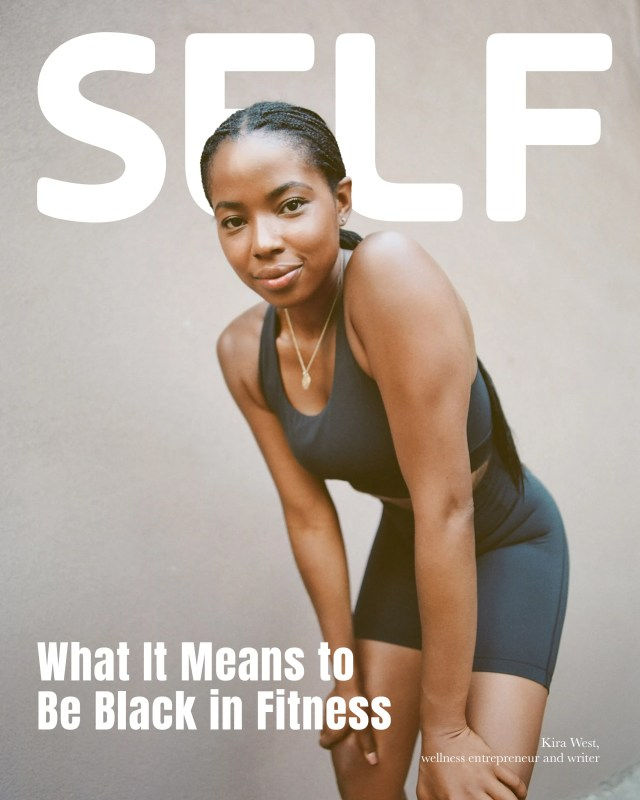 What It Means to Be Black in Fitness  SELF