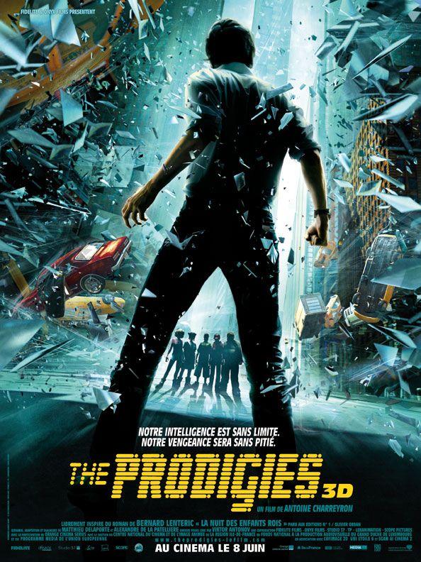 Film Avec Des Super Pouvoir : super, pouvoir, Prodigies, Long-métrage, D'animation, (2011), SensCritique
