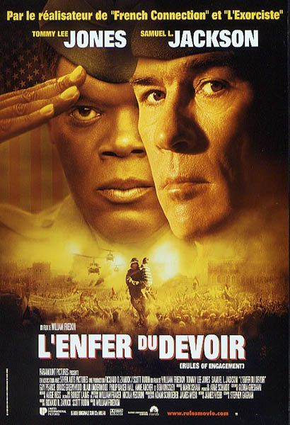 L'enfer Du Devoir (film) : l'enfer, devoir, (film), L'Enfer, Devoir, (2000), SensCritique