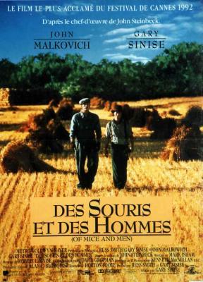 Des Souris Et Des Hommes : souris, hommes, Souris, Hommes, (1992), SensCritique
