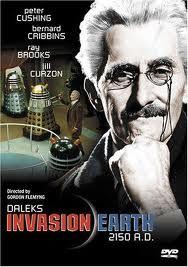 Les Daleks Envahissent La Terre : daleks, envahissent, terre, Daleks, Envahissent, Terre, (1966), SensCritique