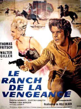 Le Ranch De La Vengeance : ranch, vengeance, Ranch, Vengeance, (1965), SensCritique