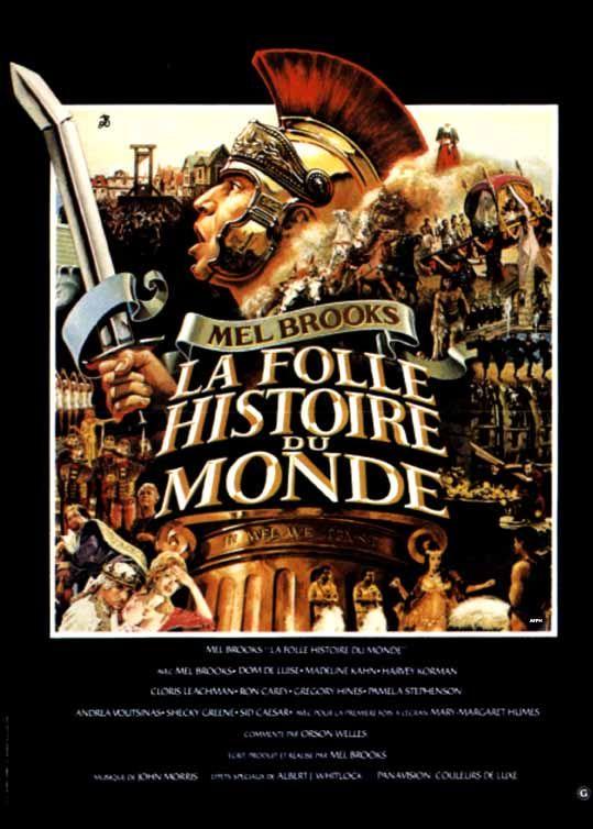 La Folle Histoire Du Monde : folle, histoire, monde, Folle, Histoire, Monde, (1981), SensCritique