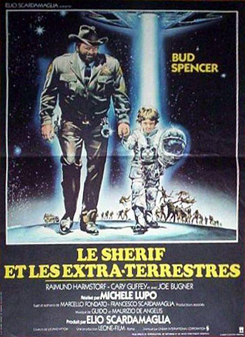 Le Shérif Et Les Extra-terrestres : shérif, extra-terrestres, Shérif, Extra-terrestres, (1979), SensCritique