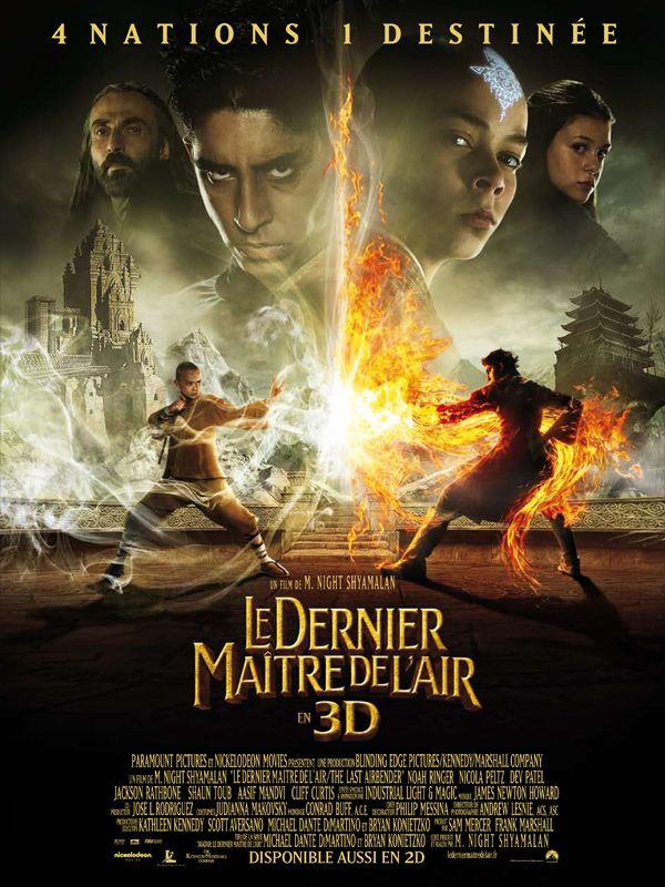 Le Dernier Maitre De L Air Suite : dernier, maitre, suite, Dernier, Maître, L'air, (2010), SensCritique