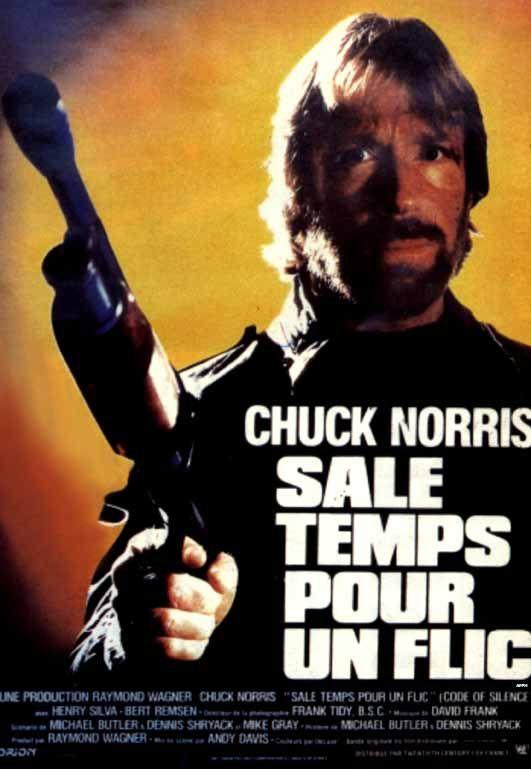 Chuck Norris Films Et Programmes Tv : chuck, norris, films, programmes, Temps, (1985), SensCritique
