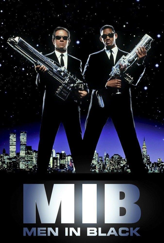 Affiches posters et images de Men in Black 1997