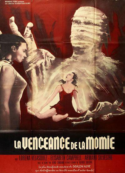 La Vengeance De La Momie : vengeance, momie, Vengeance, Momie, (1964), SensCritique