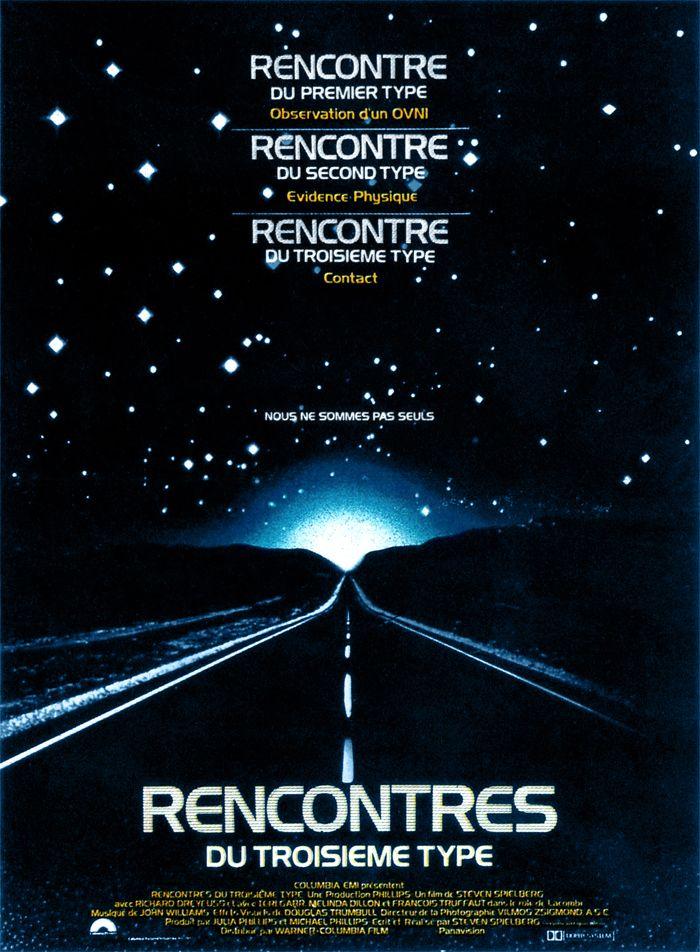 Rencontre Du 3 Eme Type : rencontre, Rencontres, Troisième, (1977), SensCritique