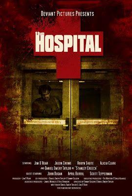 Film D Horreur Hopital Psychiatrique : horreur, hopital, psychiatrique, Hospital, (2013), SensCritique
