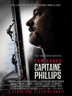 Affiche Capitaine Phillips