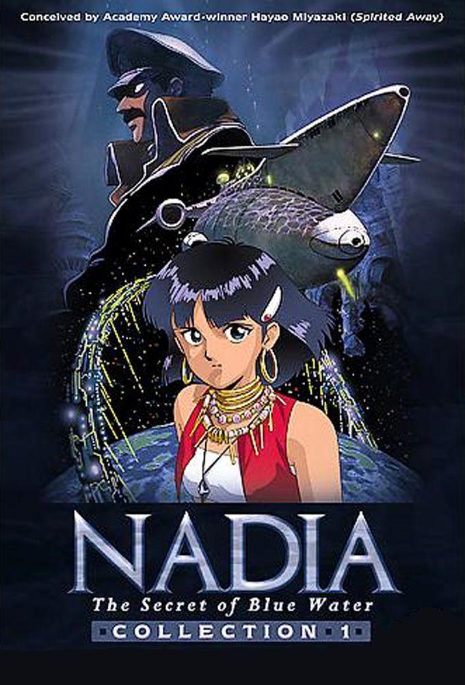 Nadia, Le Secret De L'eau Bleue : nadia,, secret, l'eau, bleue, Nadia,, Secret, L'eau, Bleue, Anime, (1990), SensCritique