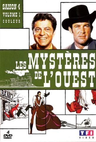 Encore Plus De Mystères De L'ouest : encore, mystères, l'ouest, Mystères, L'ouest, Série, (1965), SensCritique