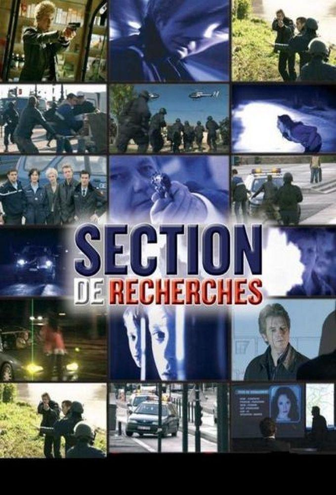 Section De Recherches Saison 14 : section, recherches, saison, Section, Recherches, Série, (2006), SensCritique