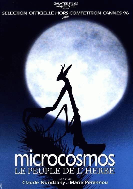 Microcosmos Le Peuple De L Herbe : microcosmos, peuple, herbe, Microcosmos,, Peuple, L'herbe, Documentaire, (1996)