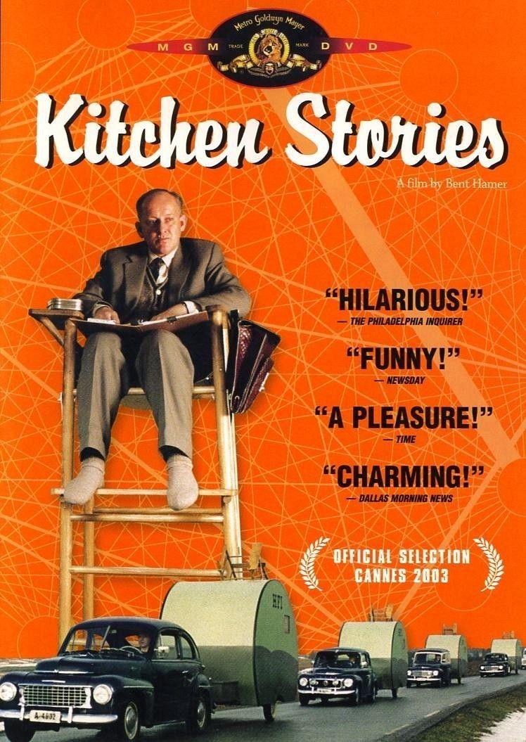 Kitchen Stories  Film 2003  SensCritique