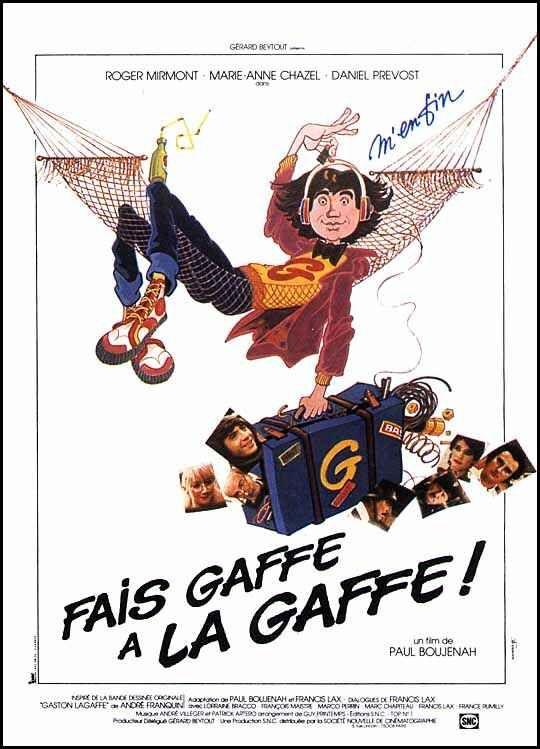 Fais Gaffe à La Gaffe !  Film (1981) Senscritique