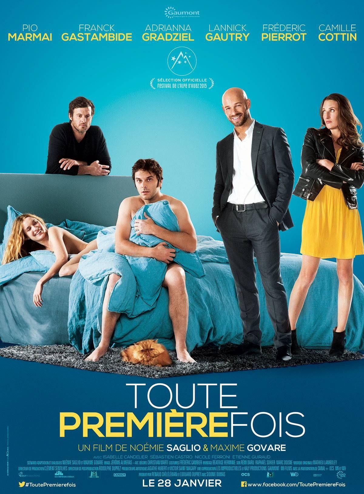 Jeune Qui Font L Amour Pour La Premiere Fois : jeune, amour, premiere, Toute, Première, (2015), SensCritique