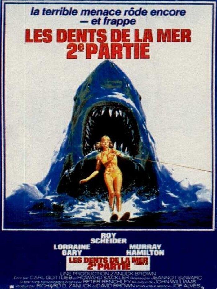 Dents De La Mer 2 : dents, Dents, Partie, (1978), SensCritique