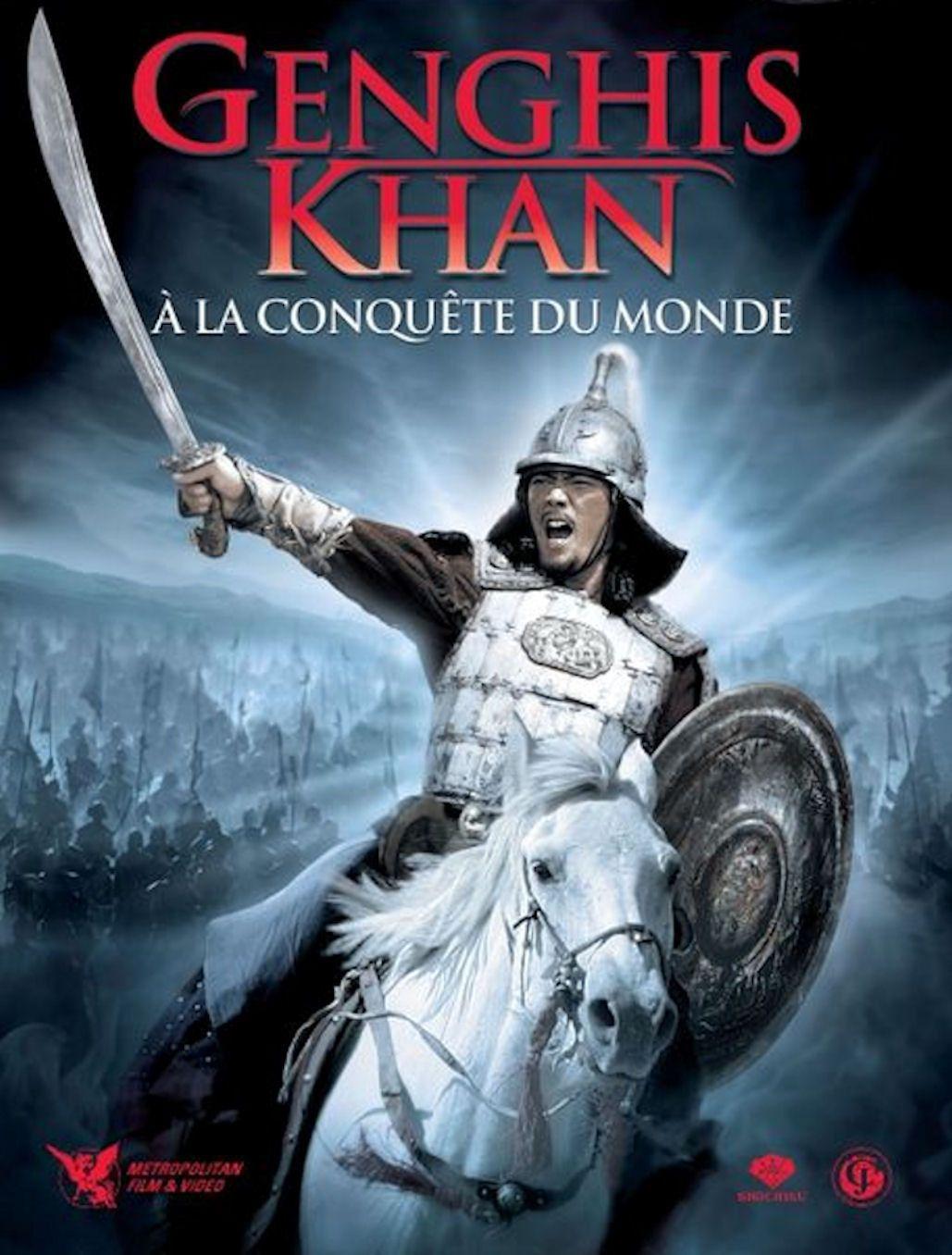 Gengis Khan à La Conquête Du Monde : gengis, conquête, monde, Gengis, Khan,, Conquête, Monde, (2007), SensCritique