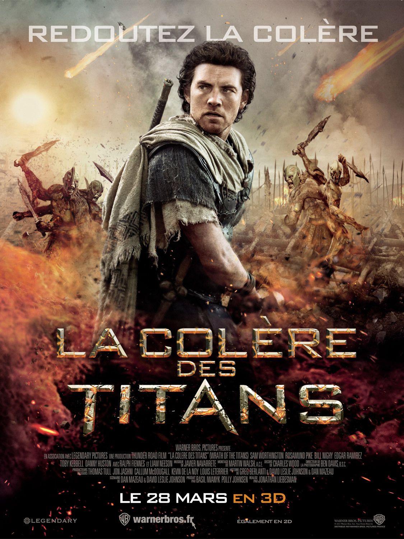 Film Sur Les Dieux Grecs : dieux, grecs, Colère, Titans, (2012), SensCritique