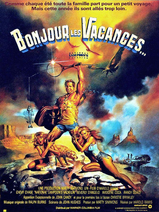 Bonjour Les Vacances... : bonjour, vacances..., Bonjour, Vacances..., (1983), SensCritique