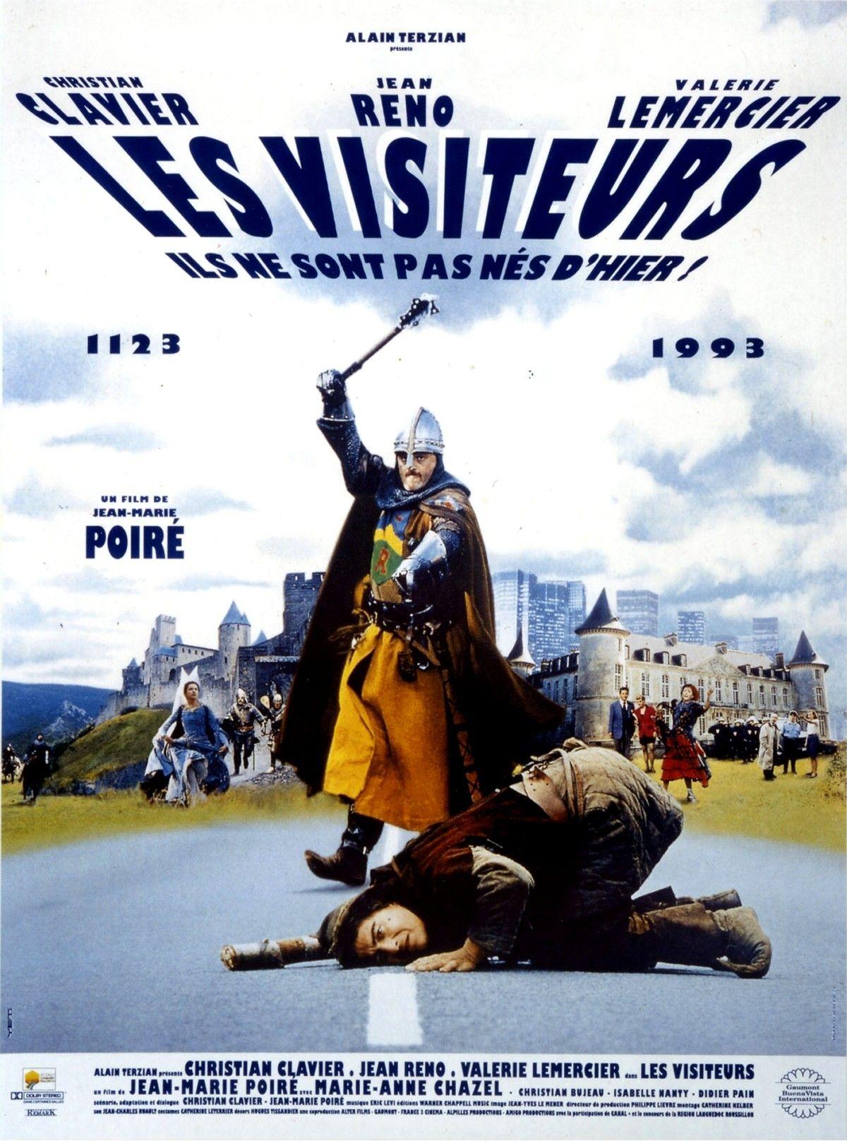 Les Visiteurs 1 Gratuit : visiteurs, gratuit, Visiteurs, (1993), SensCritique