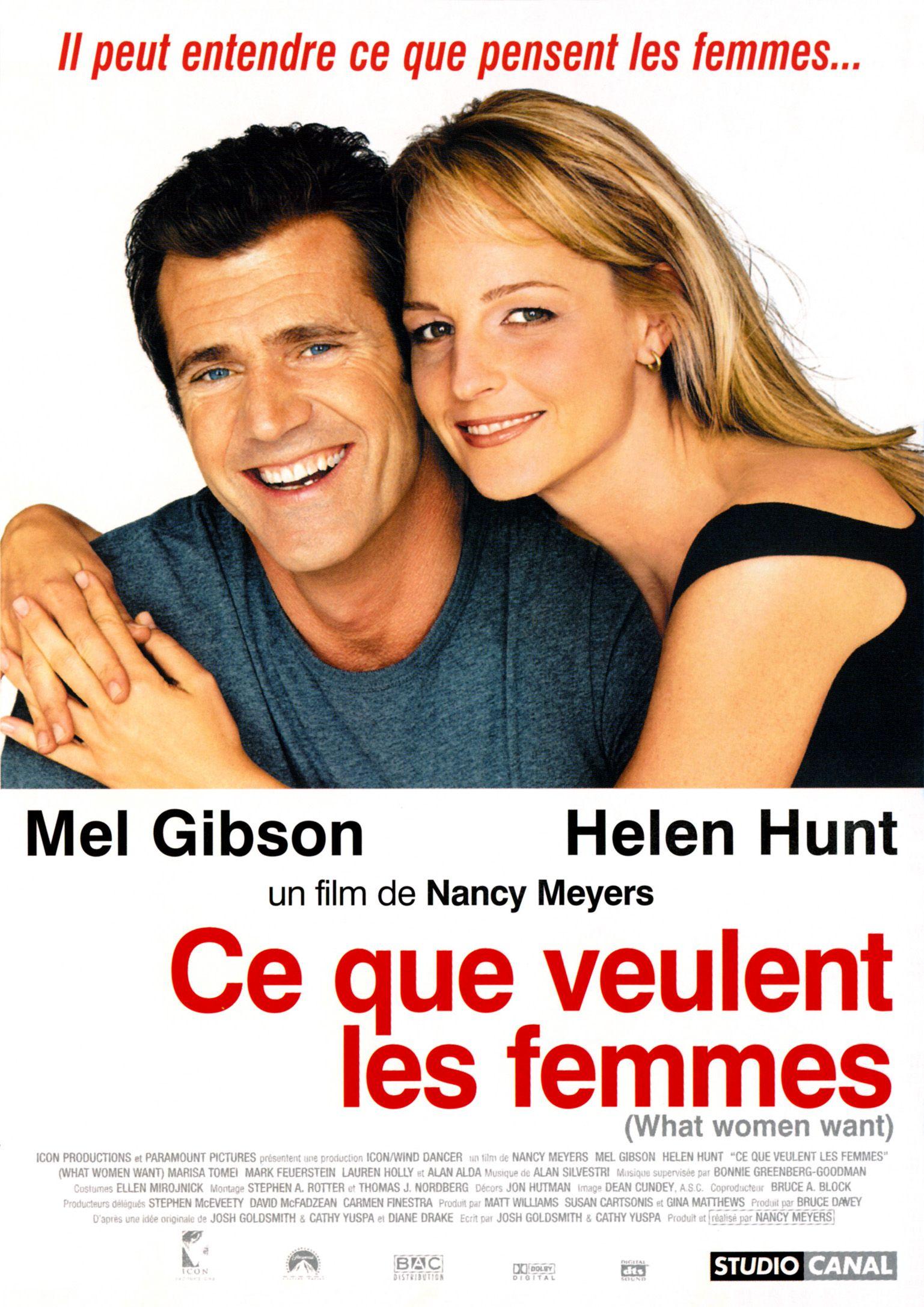 Ce Que Pensent Les Hommes Distribution : pensent, hommes, distribution, Veulent, Femmes, (2000), SensCritique