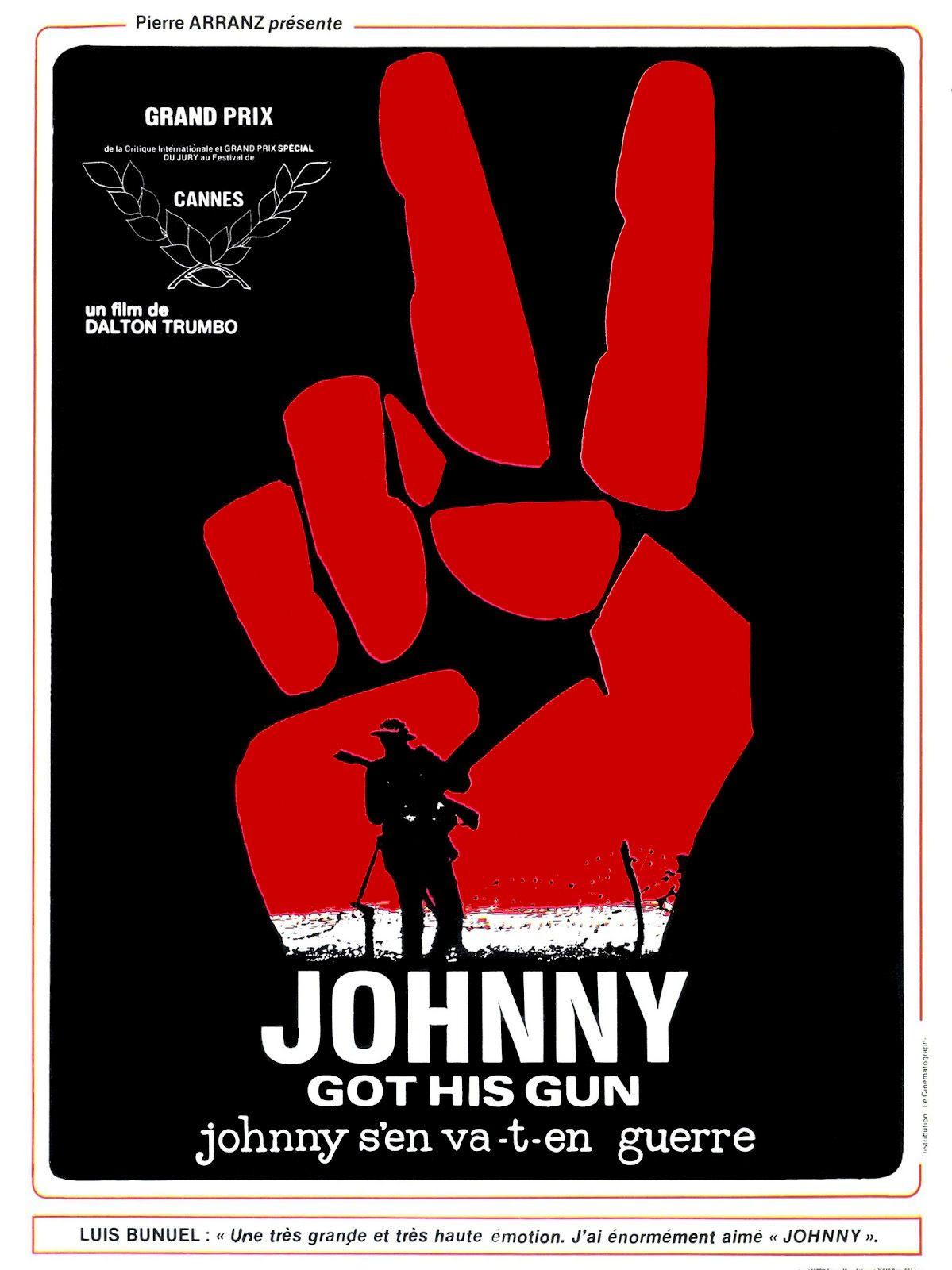 Johnny S'en Va En Guerre : johnny, guerre, Johnny, Va-t-en, Guerre, (1971), SensCritique