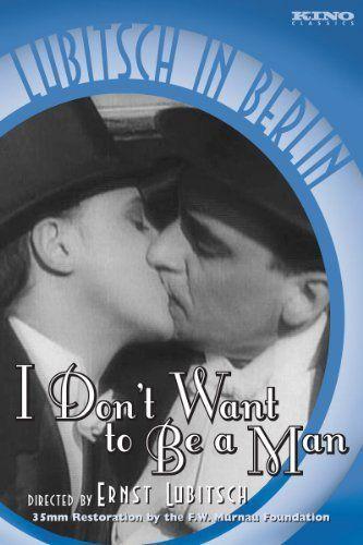 Je Voudrais Etre Un Homme : voudrais, homme, Voudrais, être, Homme, (1918), SensCritique