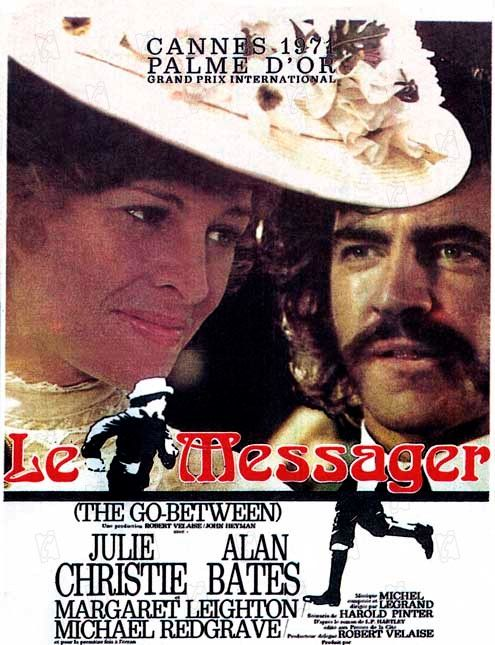 Le Messager (film, 1971) : messager, (film,, 1971), Messager, (1971), SensCritique