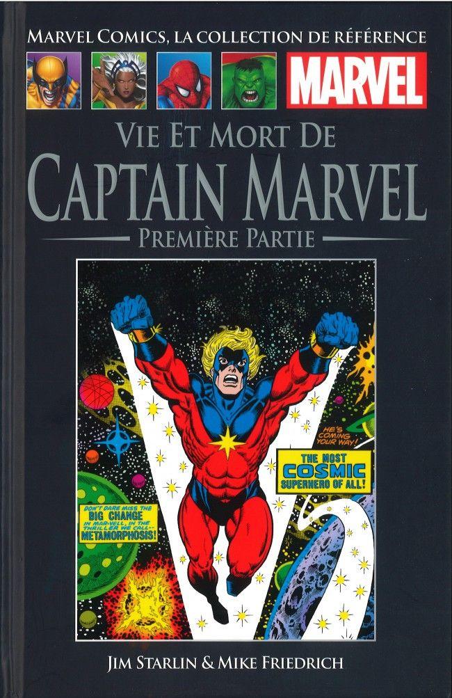La Vie De Captain Marvel : captain, marvel, Captain, Marvel, Première, Partie, SensCritique