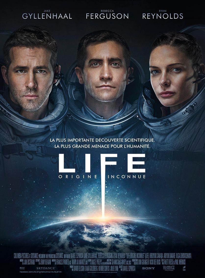 Bon Film De Science Fiction : science, fiction, Origine, Inconnue, (2017), SensCritique
